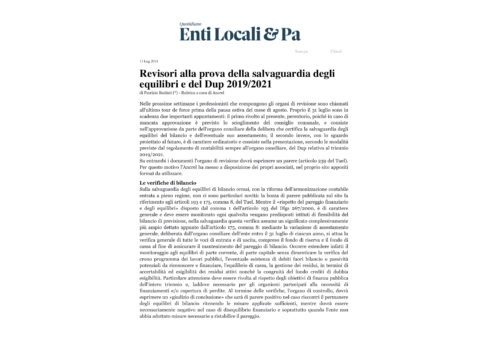 Collaborazione editoriali